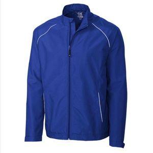 Cutter & Buck Golf Jacket Blue New Small